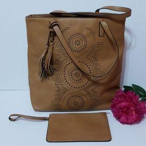Handbags - Large tote handbag